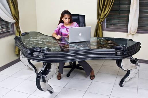 ... Executive Desk Woodworking Plans PDF flow bench plans | diywoodplans