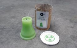 Cooling Tower Candle